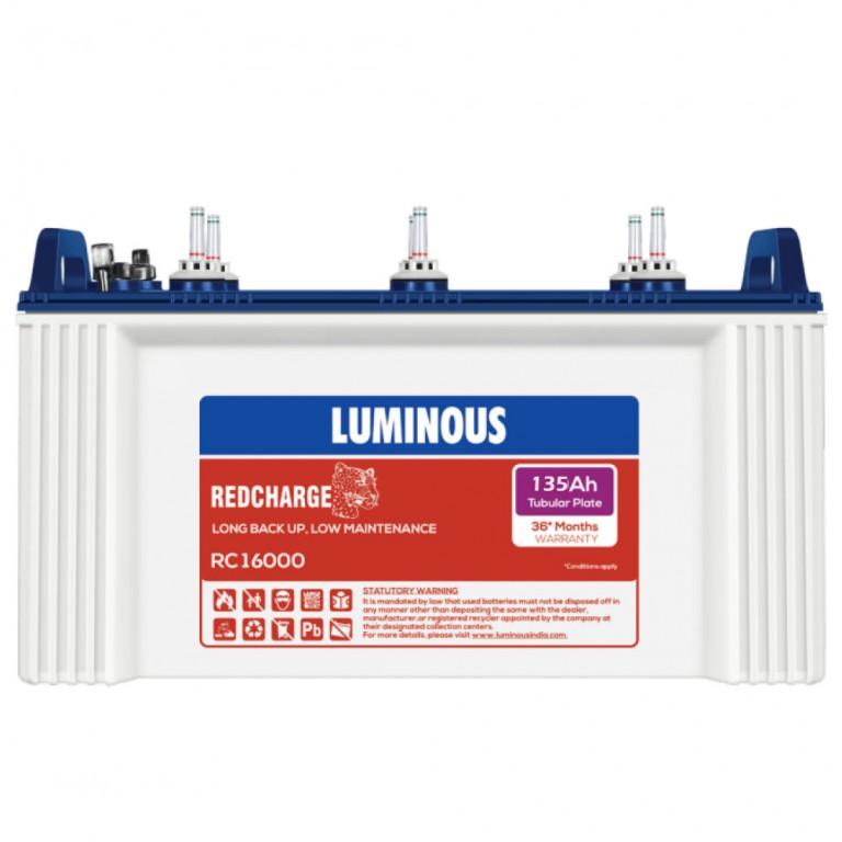 LUMINOUS RC16000 (135AH)