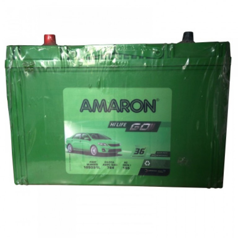 Amaron GO 135D31R
