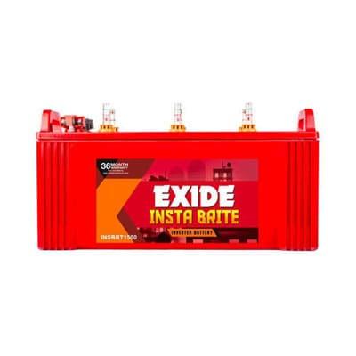 Exide INSTA BRITE 1500 (150Ah)