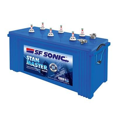 SF Sonic (Exide) Stan Red-SR-500 (150Ah)