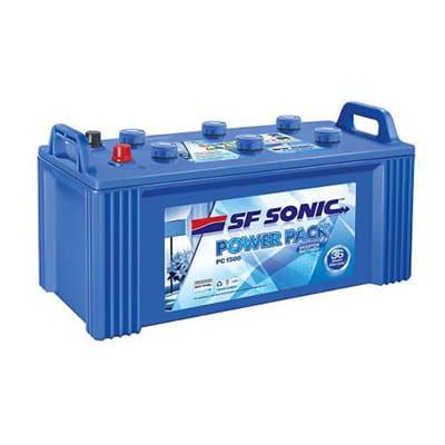SF Sonic(Exide) Power Box PBX1500 Plus (150Ah)