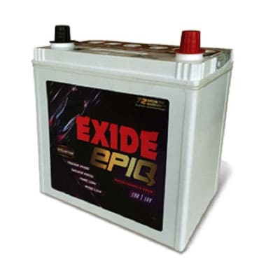 Exide EPIQ DIN74L
