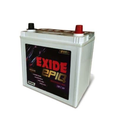 Exide EPIQ 45D21LBH