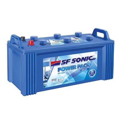 SF Sonic (Exide) Power pack1350 (135Ah)