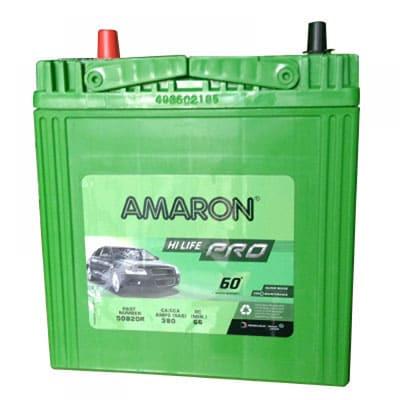 Amaron PRO 50B20R