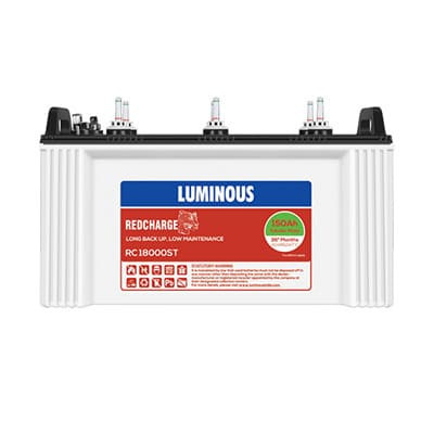 LUMINOUS Red Charge - RC 18000ST
