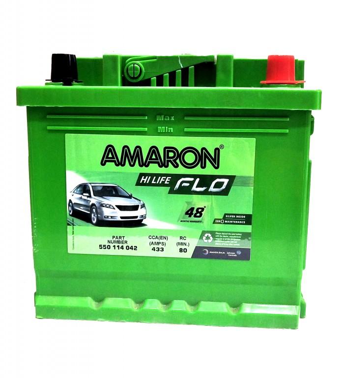 Amaron FLO DIN50