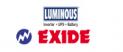 Luminous Inverter + Exide Battery
